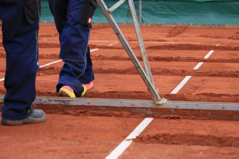 PTS-Tennisplatzservice Frühjahrsinstandsetzung Tipp-7113
