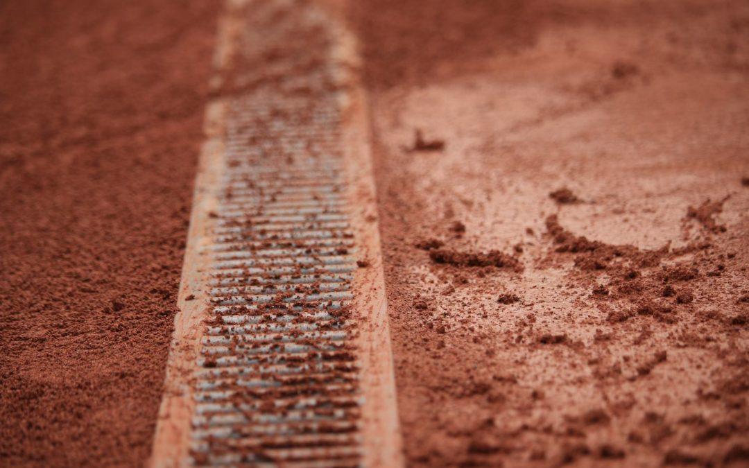 Die richtige Drainage für Tennisplätze – So gehts..
