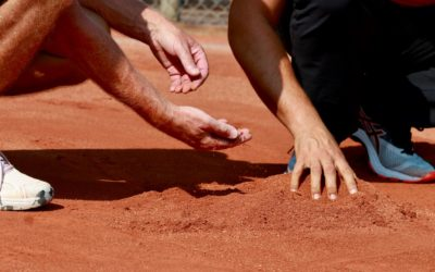 Tennis Belagsart Ziegelmehl – Vorrangiger Tennisbelag in Deutschland