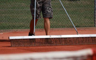 Leitfaden zur Frühjahrsinstandsetzung für Tennisplätze