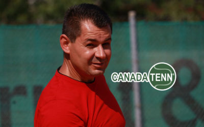 Tennis Belagsart Canada-Tenn im Vergleich zu Ziegelmehl